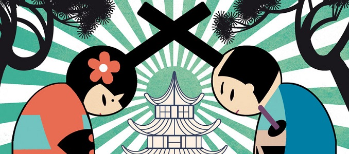 Geisha et samurai