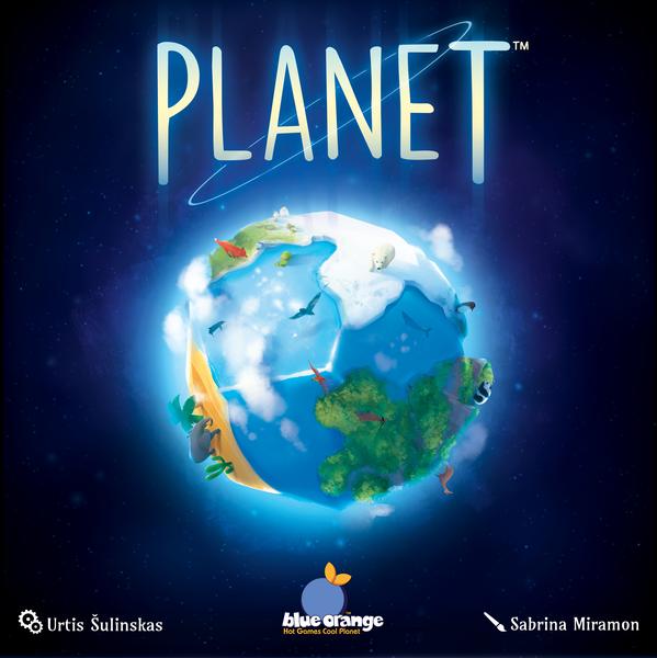 Jeu Planet