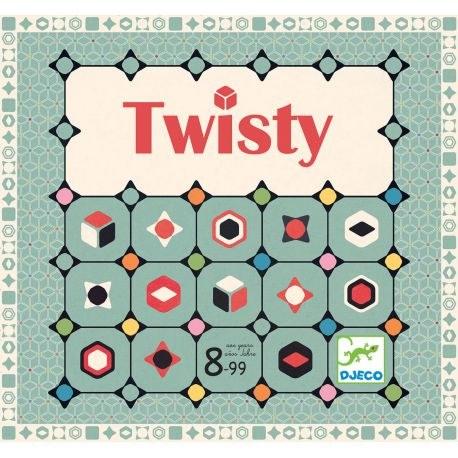 Jeu Twisty